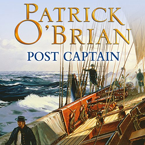 Post Captain cover art