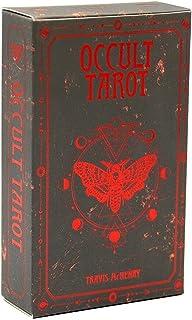 78ピースタロットデスクカード英語版オラクル占領運命ゲームデッキテーブルボードゲームプレイカード PDFガイドブック