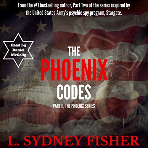 The Phoenix Codes audiobook cover art