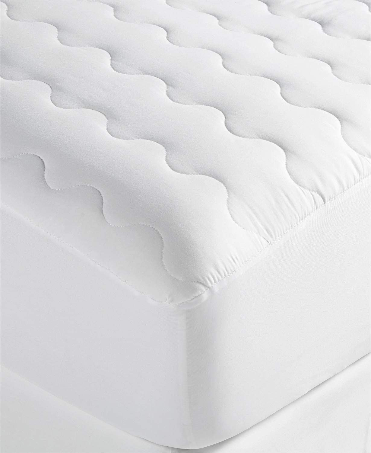 Martha Stewart Essentials Waterproof Pad King White Outlet sale feature Selling and selling Mattress