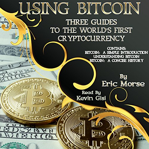 Using Bitcoin audiobook cover art