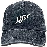 Elsaone Cool Gorras de béisbol Nueva Zelanda Maori Fern Cotton Unisex Ajustable Adult Hat