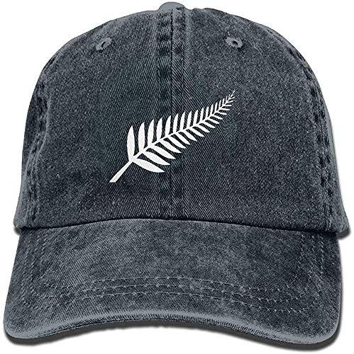 Elsaone Cool Gorras de béisbol Nueva Zelanda Maori Fern...