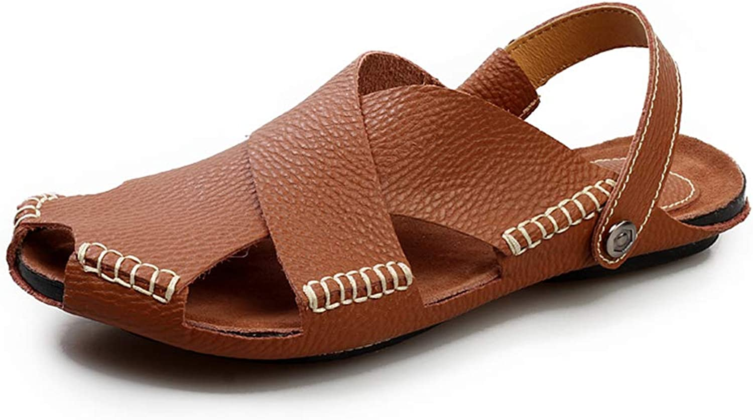 Comfy Sandals Very Lightweight Slide Sandals Simple and Stylish Mens Walking Soft Breathable Non Slip Slippers