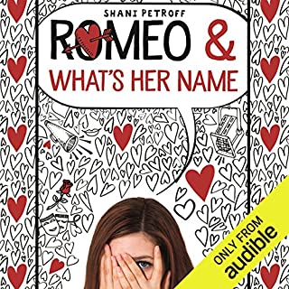 Romeo & What's Her Name cover art