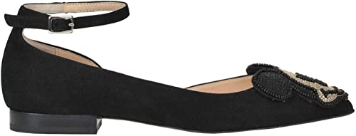 MOA Master of of Arts Embellished Suede Ballerinas Woman  en stock