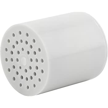 AquaBliss Certified Replacement Multi-Stage Shower Filter Cartridge - Longest Lasting High Output Universal Shower Filter Blocks Chlorine & Toxins in SF220 AquaHomeGroup CaptainEco Aqua Earth