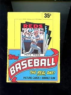 1986 topps football wax pack