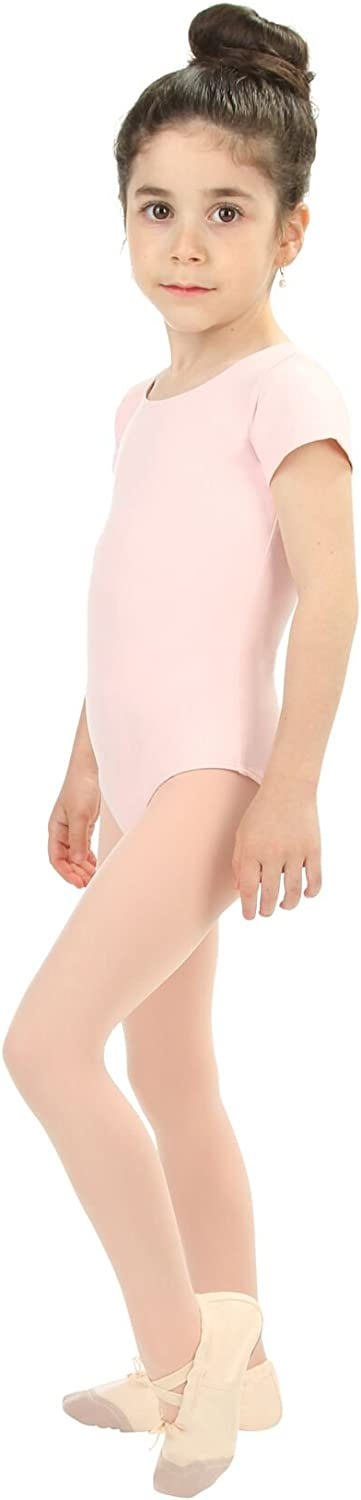 Silky Toes Girls' Ballet Dance Transition Tights Ultra-soft Convertible Pro (2 Pack or 3 Pack)