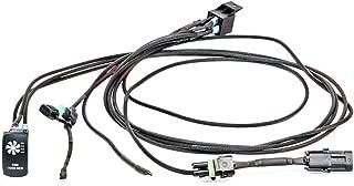 UTV INC Can Am Commander Back Lit LED Plug & Play Radiator Fan Over Ride Kit