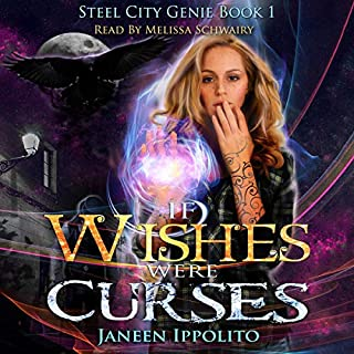 If Wishes Were Curses audiobook cover art