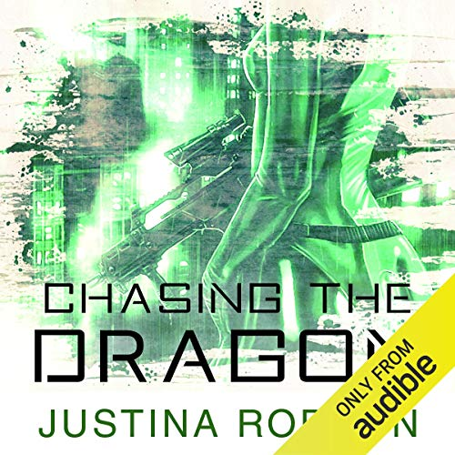 Chasing the Dragon     Quantum Gravity, Book 4              By:                                                                                                                                 Justina Robson                               Narrated by:                                                                                                                                 Mel Hudson                      Length: 13 hrs and 23 mins     2 ratings     Overall 4.0