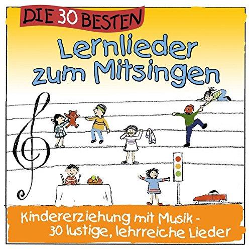 Die 30 besten Lernlieder zum Mitsingen - Kindererziehung mit Musik