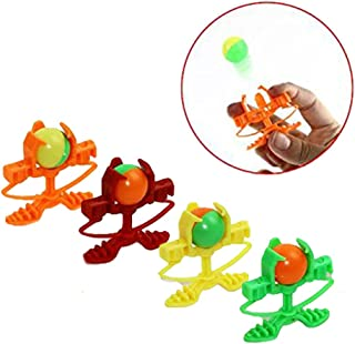 Toy Cubby Ball Shooters - 20 Adorable Assorted Mini Shooting Balls - Fantastic Enjoyable Sport for Kids - Entertaining Fun for The Entire Family at Every Occasion - Manufactured