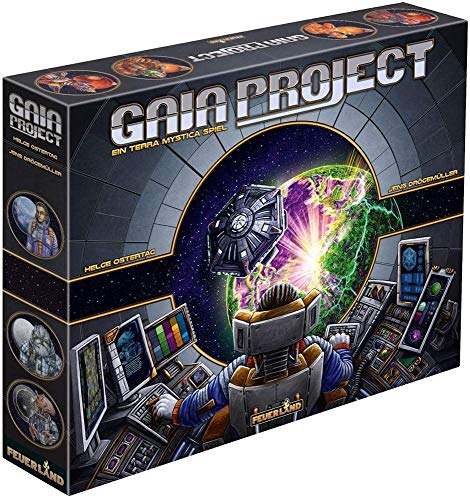 Feuerland Spiele 63538 Gaia Project