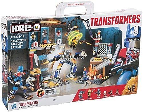 el más barato Kre-o Transformers 4 Movie Playset, Playset, Playset, Large by Kre-o  venta caliente en línea