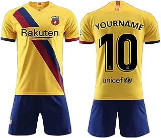 Soccer Jersey Men Custom Name and Number T-Shirt Soccer Jersey for Kids Soccer Sportswear Football Jerseys for Men