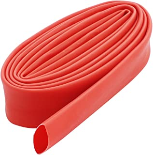 Aexit Red (Electrical equipment) 19.1mm Heat Shrink Tube Assortment Wire Wrap Electrical (60ry579qf45) Cable Sleeving