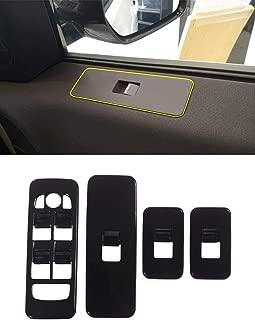 Topauto TOP-Auto f/ür 5er-Serie F10 2011 2017 ABS Matte Konsole Klimaanlage Bel/üftungsblende Blende Blende