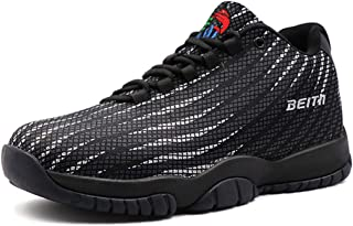 QZbeita Sport Casual Man Shoe,Basket Ball Shoe,Soft Comfy Stylish Sneaker Walking Gym Shoe