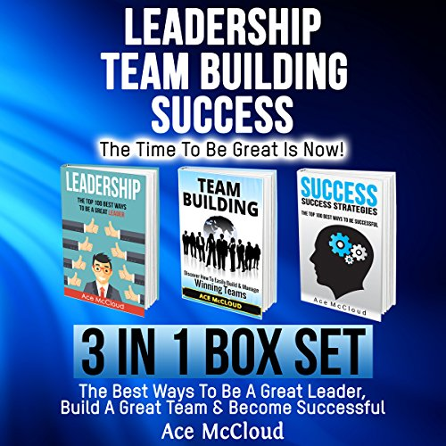 Leadership, Team Building, Success: The Time to Be Great Is Now! cover art