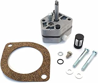 The ROP Shop New Snow Plow Hydraulic Pump KIT for Western Fisher 49211 Blade Hydro Uni Mount
