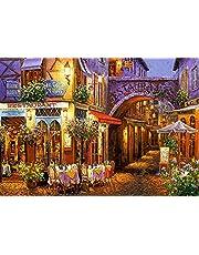 Castorland CSC104123 Evening in Provence, puzzel van 1000 stukjes, kleurrijk