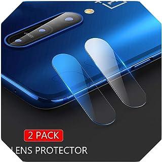 For OnePlus 7 Proカメラレンズフィルム保護バックレンズカメラプロテクターガラスOne Plus 7 Pro 7ProのファッションAliduo 2パック-Transparent-For OnePlus 7 Pro