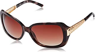 TFL Butterfly Sunglasses for Women - Brown Lens, P02664-A619-P87-1