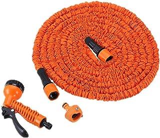 Lightweight Garden Hose Nozzle, Water Gun Garden Supplies Home Function Elastic Telescopic Tube Spray Gun Suitable For Wat...