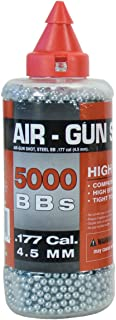 Soft Air Swiss Arms Steel BB's .33 gram 5,000 Count