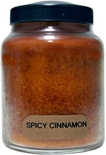 A Cheerful Giver Spicy Cinnamon Baby Jar Candle, 6-Ounce