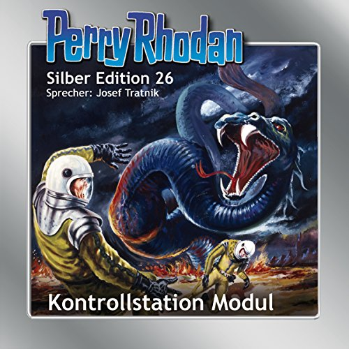 Kontrollstation Modul audiobook cover art