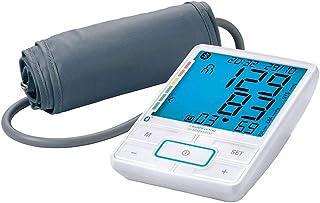 TENSIOMETRO DE BRAZO CON BLUETOOTH SBM 69 PRESION ARTERIAL CONTROL PANTALLA LCD RETROILUMINADA HIPERTENSION TEST PRESION ARTERIAL