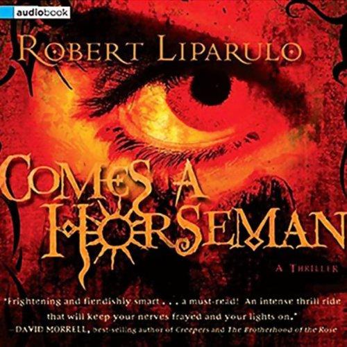 Comes a Horseman cover art