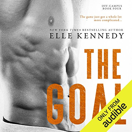 The Goal                   By:                                                                                                                                 Elle Kennedy                               Narrated by:                                                                                                                                 Susannah Jones,                                                                                        Andrew Eiden                      Length: 10 hrs and 39 mins     13 ratings     Overall 4.3
