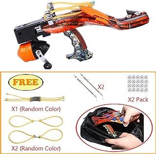 Best bow fishing slingshot catapult Reviews