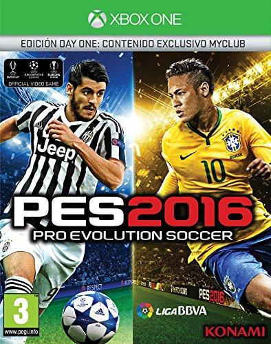 Pro Evolution Soccer 2016 (PES 2016) - D...