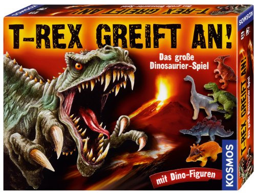Kosmos 6971740 - T-Rex greift an! - Das groe...