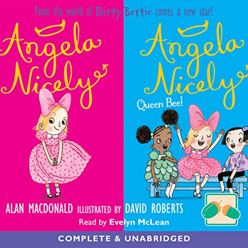 Angela Nicely & Angela Nicely: Queen Bee! cover art