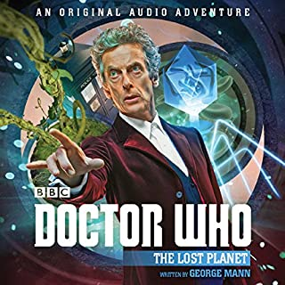 Doctor Who: The Lost Planet cover art