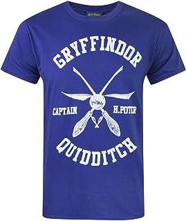 Harry Potter - Quidditch Captain, Camiseta Hombre (L)