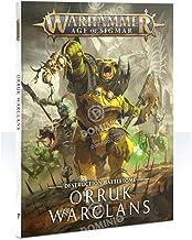 Games Workshop WARHAMMER AGE OF SIGMAR BATTLETOME: ORRUK WARCLANS