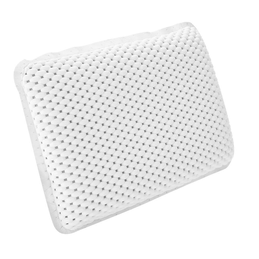 Spa Bath Pillow Comfortable Ranking Free shipping / New TOP11 Skin-friendly White En