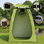 Explopur Camping Tent for Camping Biking Toilet Shower Beach 7