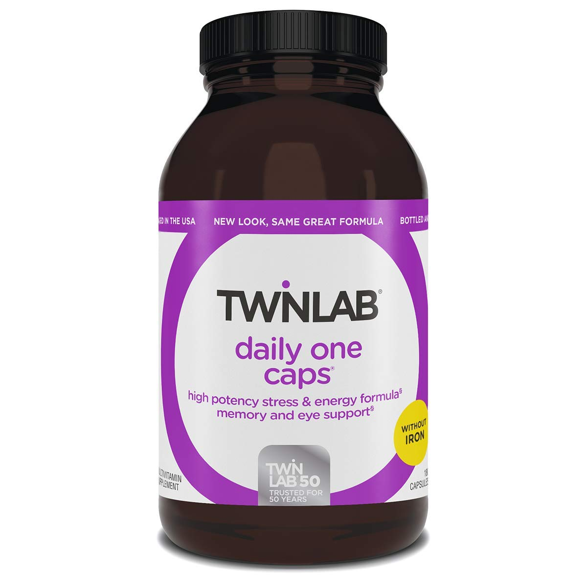 Twinlab Multi Vitamin Multi Minerals without Capsules