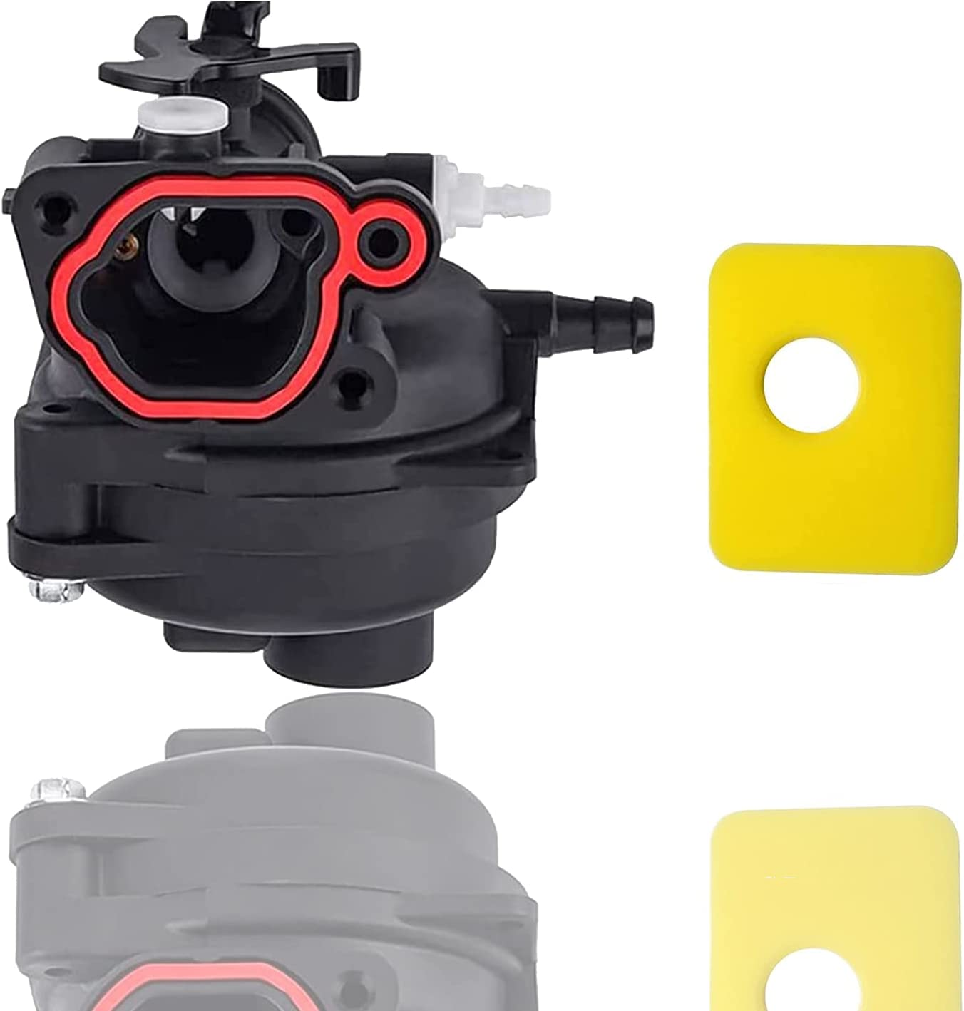 Shuisen-US NEW before selling ☆ 799583 Ranking TOP4 Carburetor Fits BS Lawn Replace Model Mower