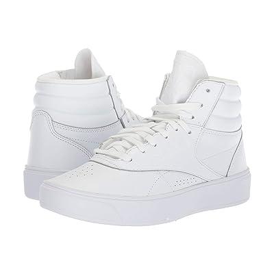 Reebok Lifestyle Freestyle Hi Nova (White) Women