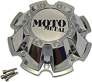 M793CHROME Moto Metal MO962 Wheel Replacement Chrome Center Cap