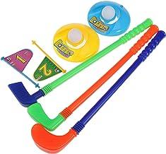 NUOLUX Toy Golf Set Plastic for Toddler Kid Parent-child
